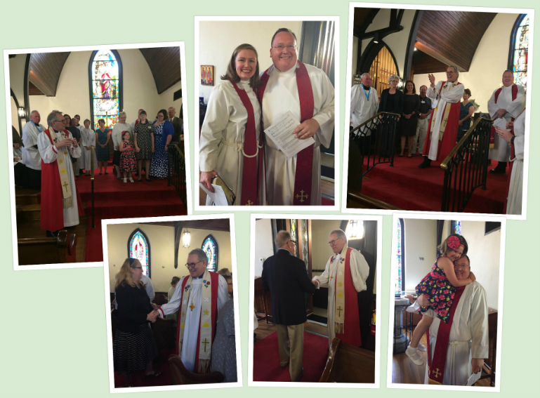 Renewal of Ministry at St. John's