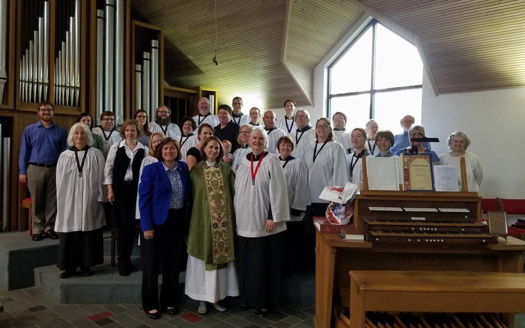 Celebrating 30 Years of Music Ministry at St. Michael's